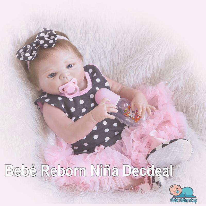 Bebé Reborn Niña Decdeal