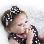 Bebé Reborn Niña Decdeal Busto